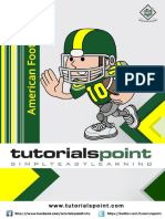 American Football Tutorial