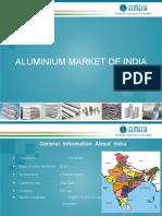 General Aluminium Market Information of India.pptx