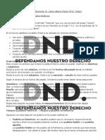 Historia Constitucional Cátedra I DND