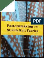 Patternmaking With Stretch Knit Fabrics