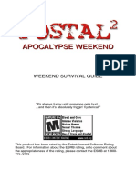 p2 Apocalypseweekend Manual