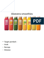 Aloevera Smoothies