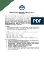 Info Best Practices 2019 Kepala Sekolah