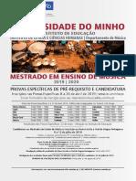 Cartaz MEnsino Musica 2019