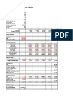 Capital Budgeting Example Excel