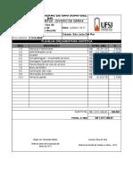 Planilha - Arruamento- Drenagem e Iluminacao CDB - Final