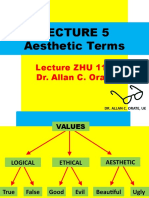 Prof. Orate Lecture 5