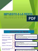 Impuesto a La Renta-Perú