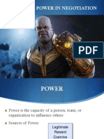 Chapter 5 - Power in Negotiation(1)