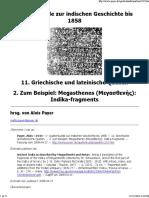Indica Fragments (By Megasthenes).pdf