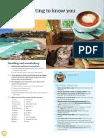 Roadmap A2+ Student Book Unit 1.pdf
