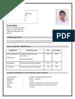 Rahul Updated Resume.