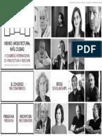 18 | V Congreso Internacional de Arquitectura y Sociedad. Menos arquitectura. Mas ciudad. | Spain
