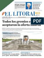 El Litoral Mañana 12-04-2019
