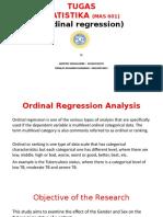 Presentation Ordinal Regression