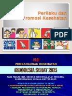 1. Perilaku - Promosi Kesehatan dan Advokasi.pptx