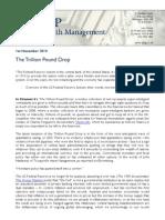 The Trillion Pound Drop