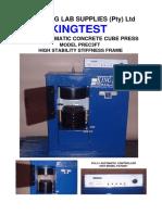 Pamplet Cube Press Cbr Mar
