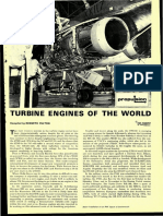 Turbine Engines of the World- Flight International