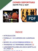 El Deporte Hoy y Ayer2.0