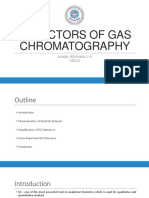 Detectors of Gas Chromatography