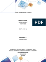 Unidad 2 Fase 3 - Estudios de Tiempos_Wilson Rincón C..docx