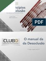 7 princípios da Desoclusão - 1a Edição  - ClubD.pdf