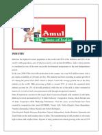 AMUL finall MPR PROJECT (MANVI).docx
