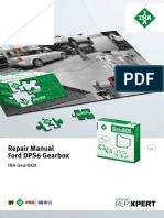 Repair Manual Ford DPS6 Gearbox INA