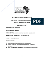 MBA 609 Strategic HRM Exam (1)