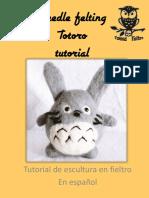 Totoro Tutorial Fielt Ro