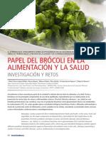 Papel Del Brocoli en La Alimentacion