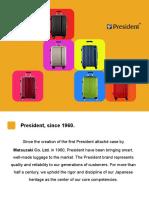 President Catalog 2015