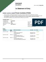 O-Level Maths Formulas 25-11-18