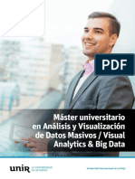 M O Analisis Visualizacion Datos Masivos Visual Analytics Big Data Esp