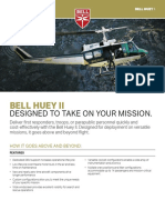 Bell Huey II Fact Sheet