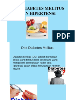 Diet Dm Dan Hipertensi