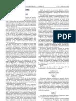 Estabelecimentos Alimentares - Legislacao Portuguesa - 2003/04 - DL nº 69 - QUALI.PT