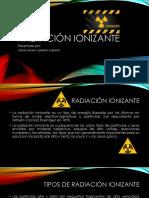 radiacion ionisante