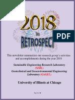 Retrospect 2018