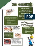 Folleto Prevencion de Accidentes Oculares