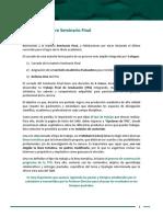 Guía - Seminario Final