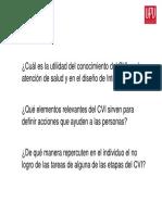 Cuál Es La Utilidad Del Conocimiento Del CVI