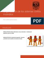 Organización de Los Sistemas Contra Incendios