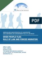 Roli When People Flee Agenda 04042018