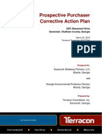 Beaumont Corrective Action Plan