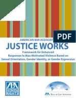 Abajusticeworks Framework 2019