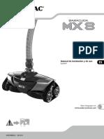 Manual MX8
