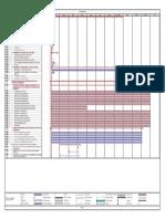 Microsoft Project - Ff-17 Cronograma de Ejecucion