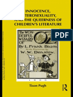 Tison Pugh-Innocence, Heterosexuality, and the Queerness of Children's Literature-Taylor & Francis (2010).pdf